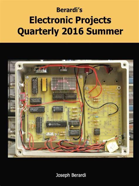 Berardi S Electronic Projects Quarterly 2016 Summer English Edition