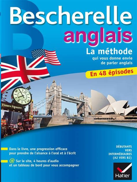 Bescherelle Anglais La Methode Methode D Anglais Debutants Niveau Intermediaire