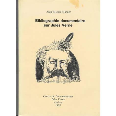 Bibliographie documentaire sur Jules Verne