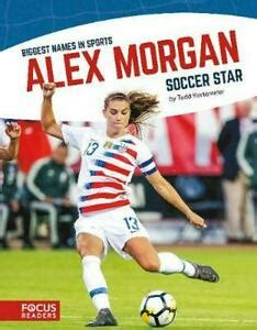Biggest Names In Sport Alex Morgan Soccer Star Biggest Names In Sports