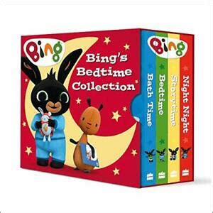 Bing S Bedtime Collection Bing