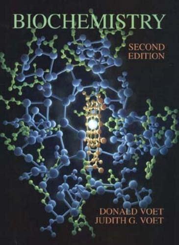 Biochemistry Student Solutions Manual Voet