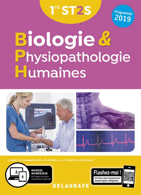 Biologie Et Physiopathologie Humaines 1re St2s