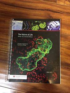 Biology 108 Lab Manual