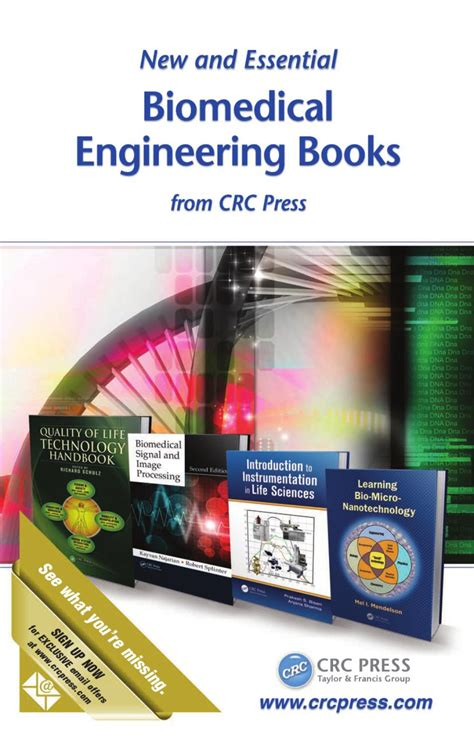 Biomedical Engineering Books List
