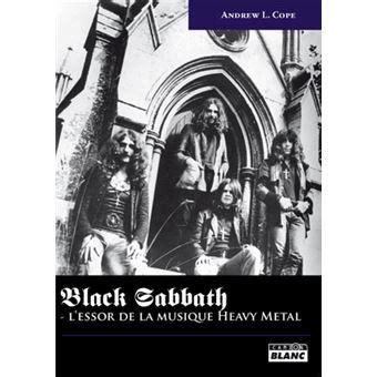 Black Sabbath Lessor De La Musique Heavy Metal