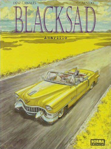 Blacksad 05 Amarillo Comic Europeo