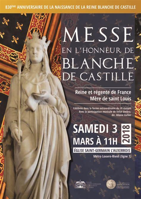 Blanche de castille (2018)
