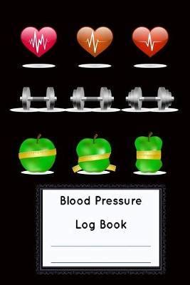 Blood Pressure Log Book Blood Pressure Log Daily Notes By Week Mon Sun Track Systolic Diastolic Blood Pressure Daily Healthy Heart Improve Your Health