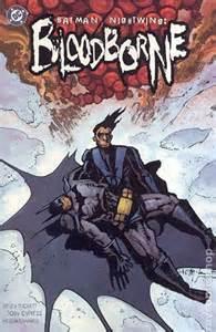 Bloodborne Batman Nightwing