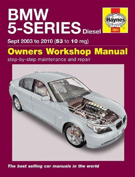 Bmw 5 Series Haynes Manual Megaupload