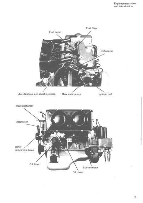 Bmw B130 Marine Engine Workshop Service Manual