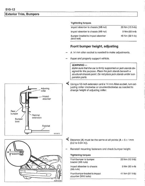 Bmw E39 Maintenance Manual