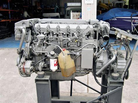Bmw Marine 5cyl Engines