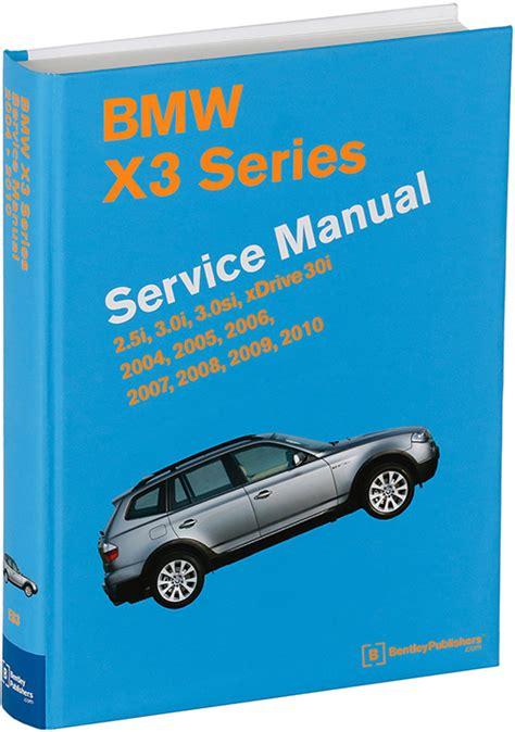 Bmw X3 E83 Audio Manual