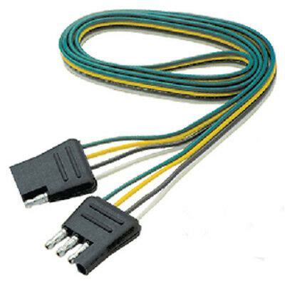 Boat Trailer Wiring Harness About 48 Inch Long Flat