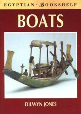 Boats Egyptian Bookshelf
