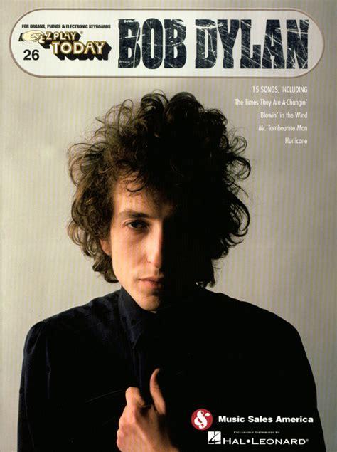 Bob Dylan E Z Play Today 26