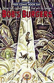 Bob S Burgers Fcbd 2016 Edition English Edition