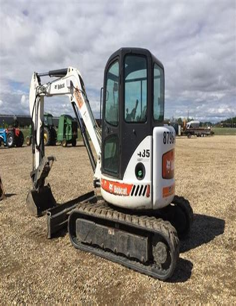 Bobcat 435 Zhs Owners Manual
