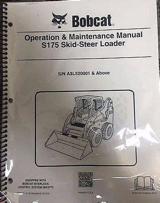 Bobcat S175 Owner Manual