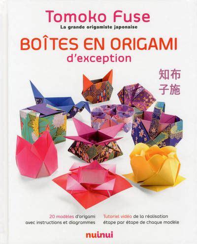 Boites En Origami Dexception