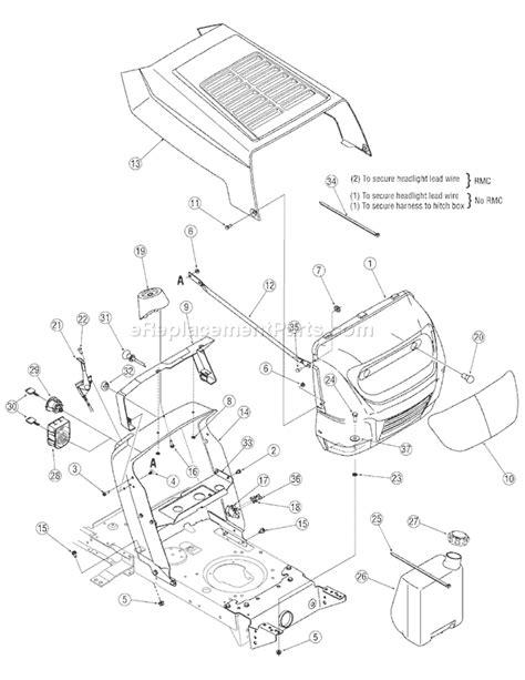 Bolens 13am762f765 Service Manual