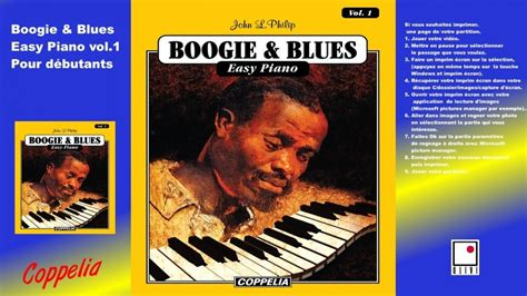 Boogie and Blues Piano Facile - Vol. 1
