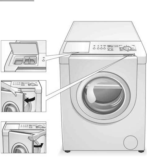 Bosch Appliances Washer Product Manual