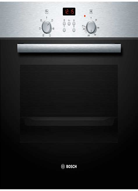 Bosch Built In Oven Manual
