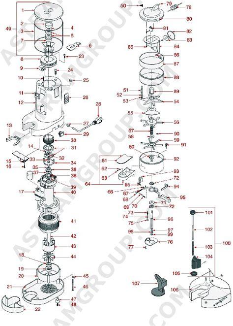 Breville Coffee Grinder Parts Manual