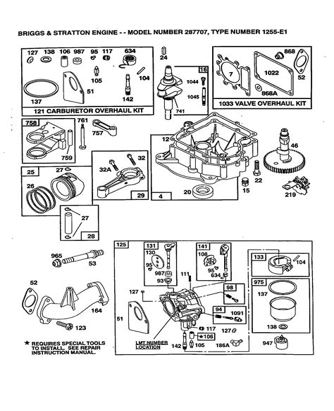 Briggs And Stratton 287707 Service Manual