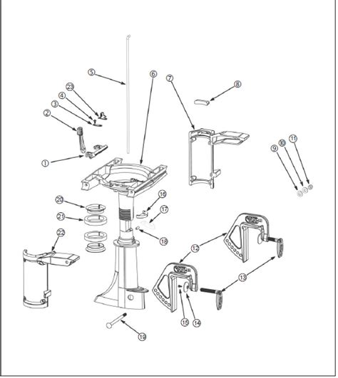 Briggs And Stratton Gasoline And Electric Outboard Engine Repair Manual