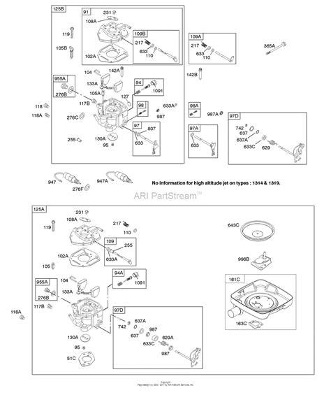 Briggs And Stratton Repair Manual 303447