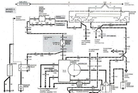 Bronco 2 Ignition Wiring Diagram