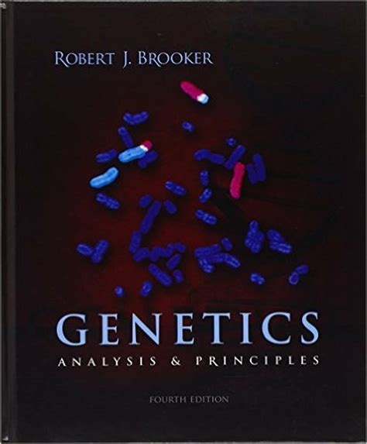 Brooker Genetics 4th Edition Solutions Manual