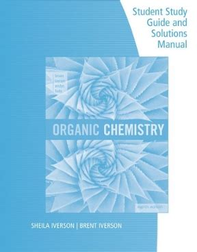 Brown Foote Organic Chemistry Solutions Manual