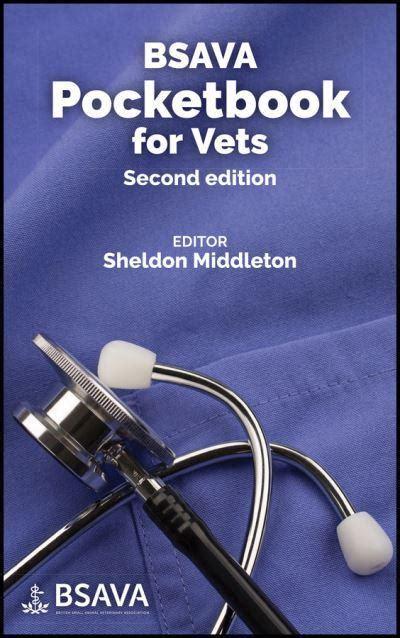 Bsava Pocketbook For Vets Bsava British Small Animal Veterinary Association