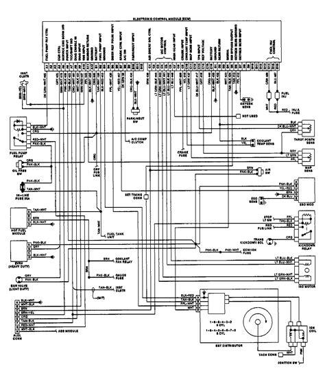 Buick Wiring Diagram 1993