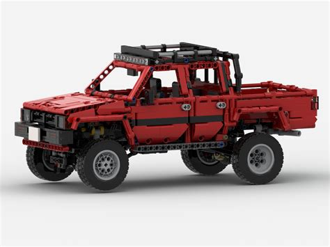 Building Dock Instruction Only Moc Lego English Edition