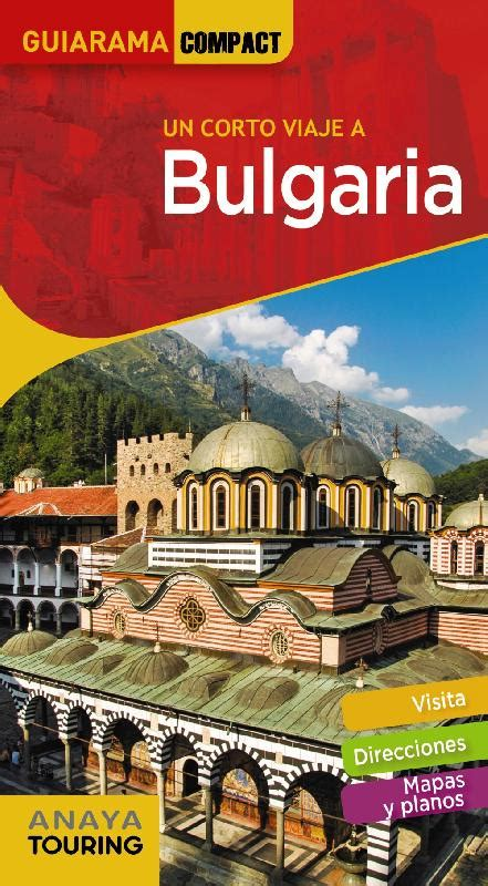 Bulgaria Guiarama Compact Internacional