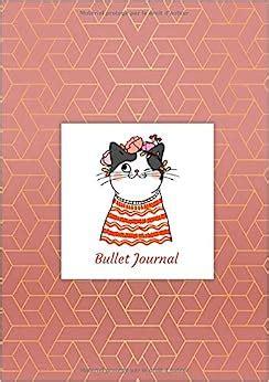 Bullet Journal Carnet Pointille A5 Pour Prendre Des Notes Lettrage Calligraphie Gribouiller