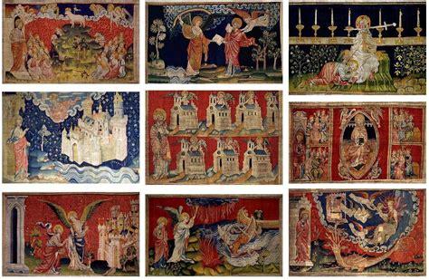 Bulletin. - les tapisseries de l'apocalypse de la cathédrale d'angers.