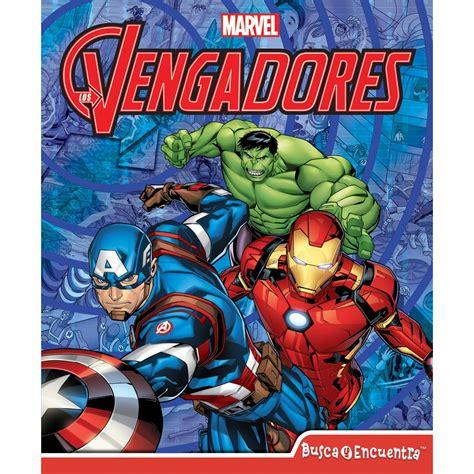 Busca Y Encuentra Marvel Lf