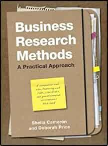 Business Research Methods A Practical Approach