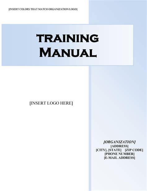 Buy Employee Training Manual