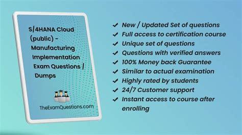 C-S4CMA-2105 Latest Exam Price