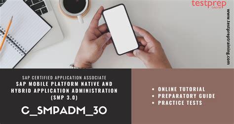C-SMPADM-30 Exam Cram Questions