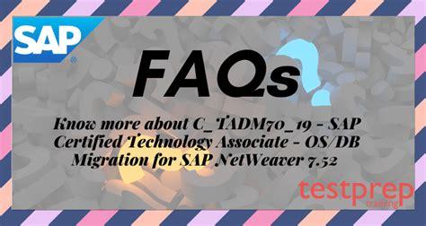 C-TADM70-21 Interactive Practice Exam