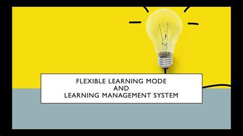 CATF-001 Flexible Learning Mode